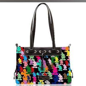 Dooney &Bourke Mickey Mouse Disney shoulder bag